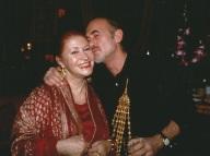 Con l'amico Jerry Bertazzoni
