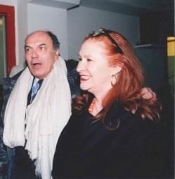 Con Leonardo Mondadori